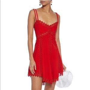 Charo Ruiz red Ibiza Dress
